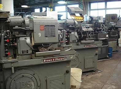 swiss machine shops